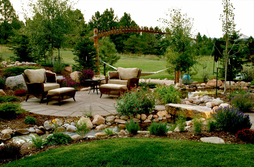 alt text - Landscaping Services Colorado Springs