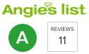 Angis List A rated